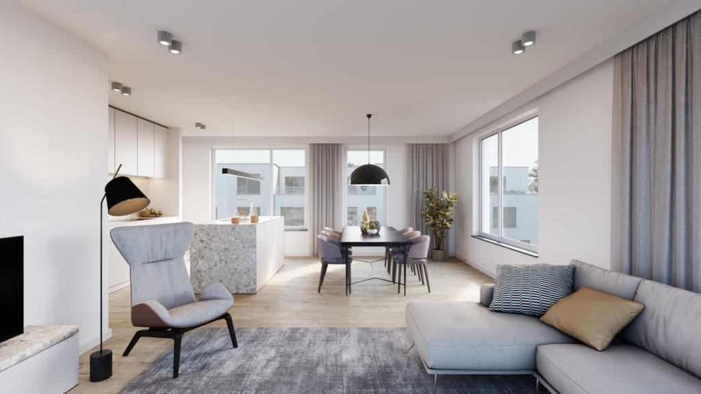 Te koop - Jardin Hoboken - Appartementen & woningen