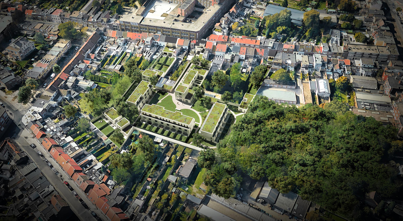 Jardin Hoboken - Project te koop: woningen & appartementen