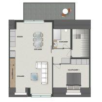 Te koop Hoboken Kloosterstraat - Appartementen
